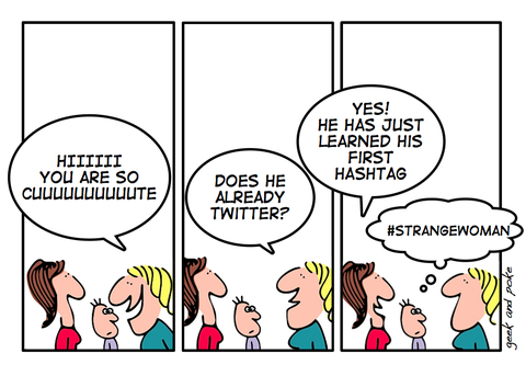 hashtag-cartoon